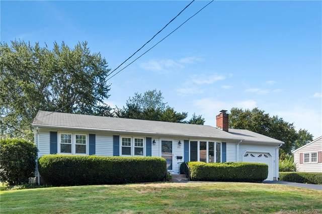 223 Jerry Road, East Hartford, CT 06118 (MLS #170434984) :: Michael & Associates Premium Properties | MAPP TEAM