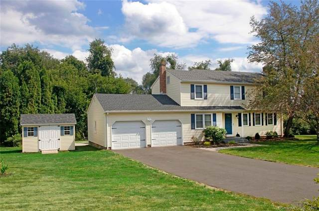2 Pleasant View Drive, East Granby, CT 06026 (MLS #170435056) :: NRG Real Estate Services, Inc.