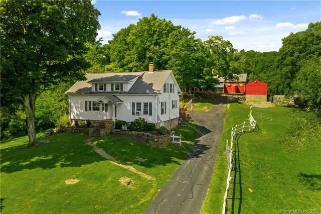 1025 Grassy Hill Road, Montville, CT 06370 (MLS #170435058) :: GEN Next Real Estate