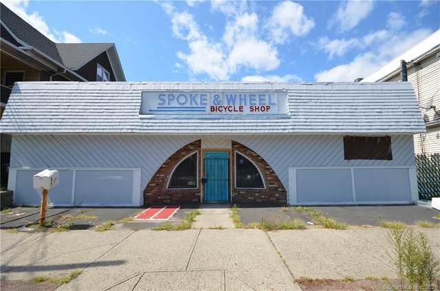 2353 E Main Street, Bridgeport, CT 06610 (MLS #170435123) :: GEN Next Real Estate