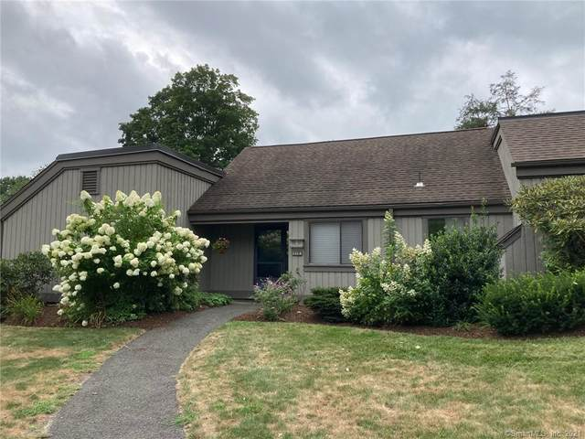 348 Heritage Village A, Southbury, CT 06488 (MLS #170435124) :: GEN Next Real Estate