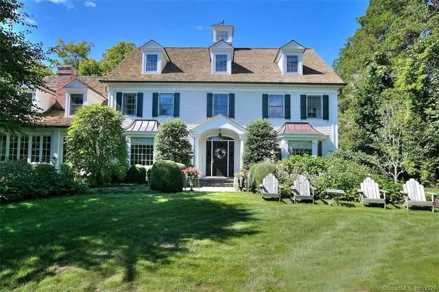 58 W Parish Road, Westport, CT 06880 (MLS #170435138) :: GEN Next Real Estate