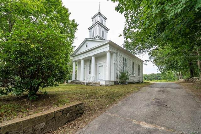 160 Halls Hill Road, Killingly, CT 06239 (MLS #170435146) :: Chris O. Buswell, dba Options Real Estate