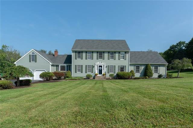 28 Winding Brook Farm Road, Watertown, CT 06795 (MLS #170435163) :: Linda Edelwich Company Agents on Main