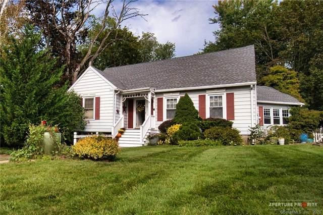 11 Bailey Avenue, Wallingford, CT 06492 (MLS #170435174) :: Michael & Associates Premium Properties | MAPP TEAM