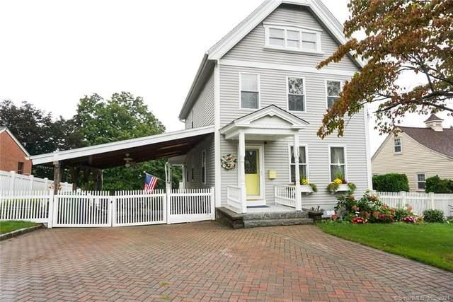 235 Columbus Avenue, Meriden, CT 06451 (MLS #170435187) :: GEN Next Real Estate