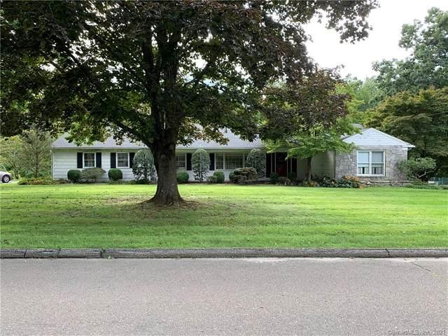 38 Taunton Ridge Road, Newtown, CT 06470 (MLS #170435246) :: Michael & Associates Premium Properties | MAPP TEAM