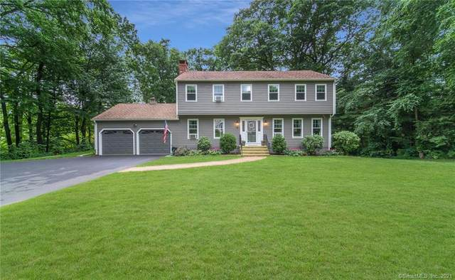 30 Gerardo Drive, Monroe, CT 06468 (MLS #170435258) :: Kendall Group Real Estate | Keller Williams