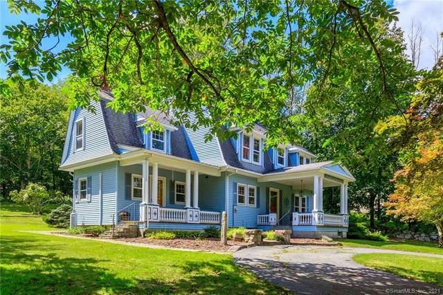 29 Lower Bartlett Road, Waterford, CT 06375 (MLS #170435264) :: Kendall Group Real Estate | Keller Williams