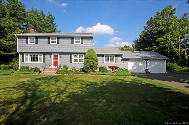 444 Bethmour Road, Bethany, CT 06524 (MLS #170435272) :: Linda Edelwich Company Agents on Main