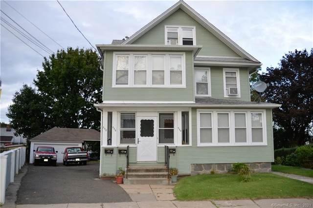 554-556 N Ridgefield Avenue, Bridgeport, CT 06610 (MLS #170435287) :: The Higgins Group - The CT Home Finder