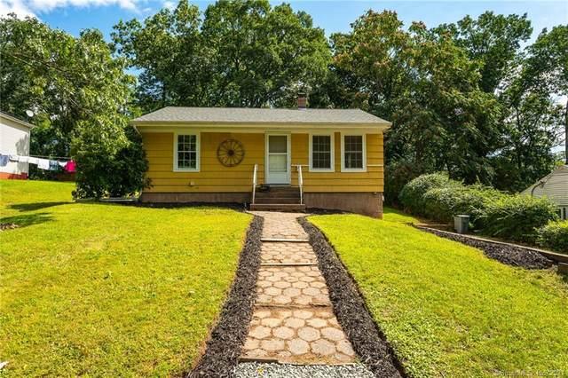 541 Bradley Street, East Haven, CT 06512 (MLS #170435292) :: GEN Next Real Estate