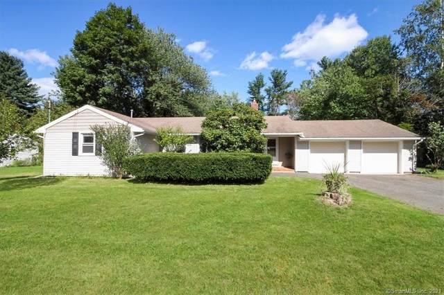25 Lake Road, Woodbury, CT 06798 (MLS #170435313) :: Chris O. Buswell, dba Options Real Estate