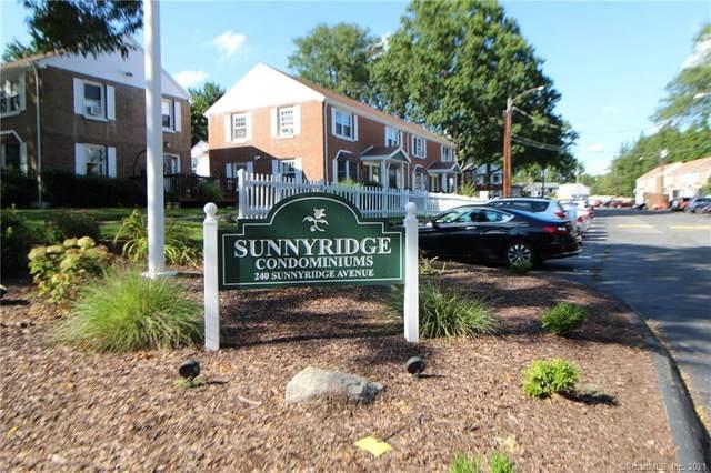 240 Sunnyridge Avenue #111, Fairfield, CT 06824 (MLS #170435345) :: Linda Edelwich Company Agents on Main