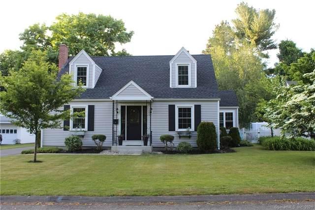 34 Florence Avenue, Ellington, CT 06029 (MLS #170435353) :: Kendall Group Real Estate | Keller Williams