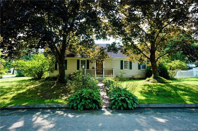 10 Terrace Road, Milford, CT 06460 (MLS #170435368) :: Kendall Group Real Estate | Keller Williams