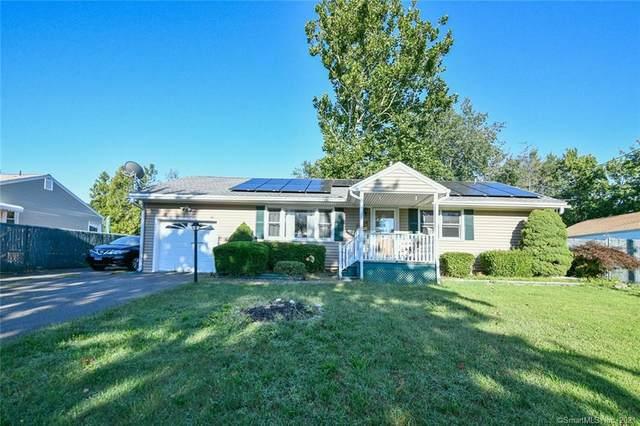 48 Harley Road, Milford, CT 06460 (MLS #170435419) :: GEN Next Real Estate