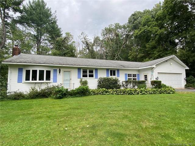 352 Stearns Road, Mansfield, CT 06250 (MLS #170435440) :: Michael & Associates Premium Properties   MAPP TEAM