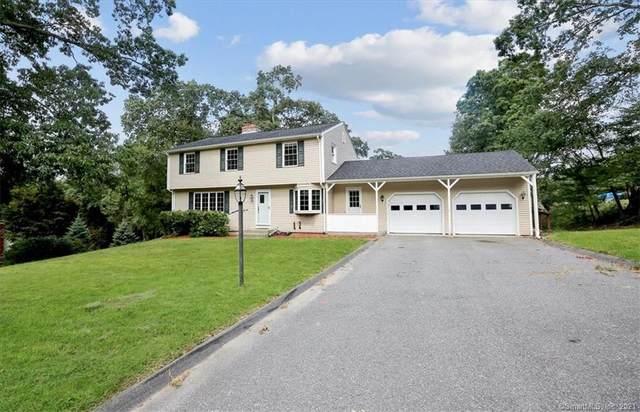 60 Laurel Drive, Killingly, CT 06241 (MLS #170435494) :: GEN Next Real Estate