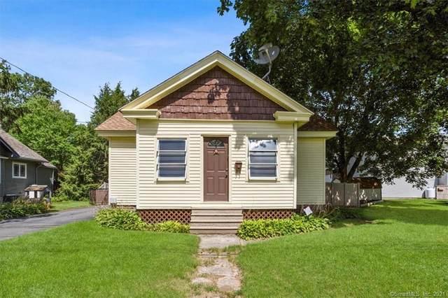 11 Hanson Place, Plainville, CT 06062 (MLS #170435499) :: Coldwell Banker Premiere Realtors
