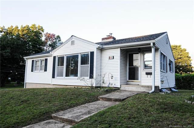 60 Greenwood Avenue, Bloomfield, CT 06002 (MLS #170435503) :: Linda Edelwich Company Agents on Main