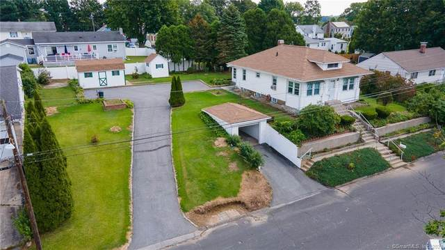 34 Olive Street, Waterford, CT 06385 (MLS #170435523) :: Chris O. Buswell, dba Options Real Estate