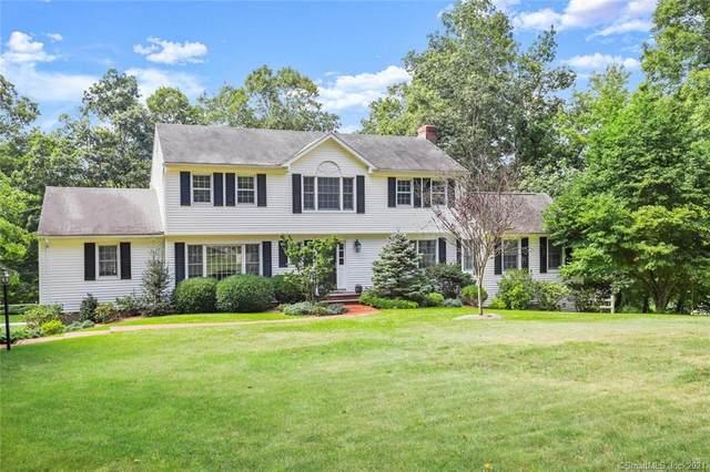 21 11 O Clock Road, Weston, CT 06883 (MLS #170435569) :: GEN Next Real Estate