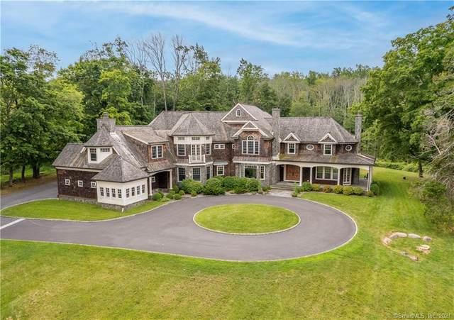 829 N Salem Road, Ridgefield, CT 06877 (MLS #170435575) :: Around Town Real Estate Team