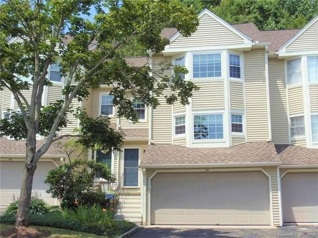 161 Governor Trumbull Way #161, Trumbull, CT 06611 (MLS #170435582) :: GEN Next Real Estate