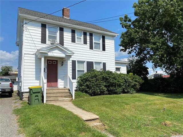 28 Fairfield Avenue, Waterbury, CT 06708 (MLS #170435600) :: GEN Next Real Estate