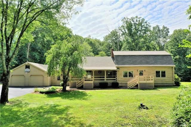 436 West Street, Hebron, CT 06248 (MLS #170435607) :: GEN Next Real Estate