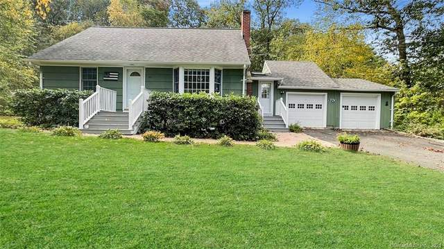 46 Appleblossom Lane, Newtown, CT 06470 (MLS #170435662) :: The Higgins Group - The CT Home Finder