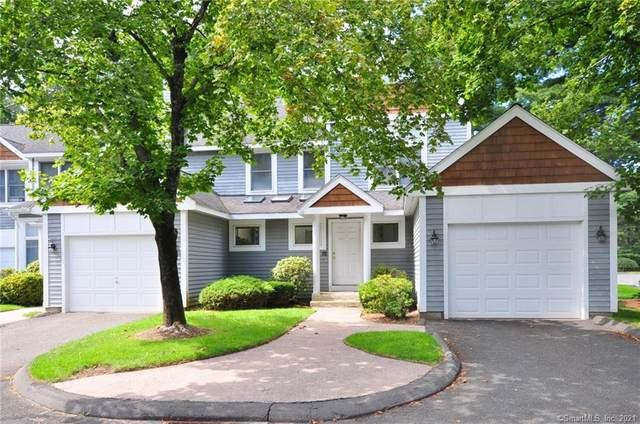 10 Riverwalk Drive #10, Simsbury, CT 06089 (MLS #170435665) :: Kendall Group Real Estate | Keller Williams