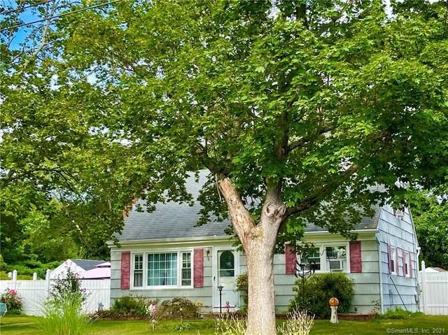 6 Pond Drive, North Stonington, CT 06359 (MLS #170435719) :: Sunset Creek Realty