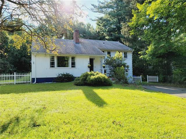 87 Tunxis Avenue, Bloomfield, CT 06002 (MLS #170435727) :: Linda Edelwich Company Agents on Main