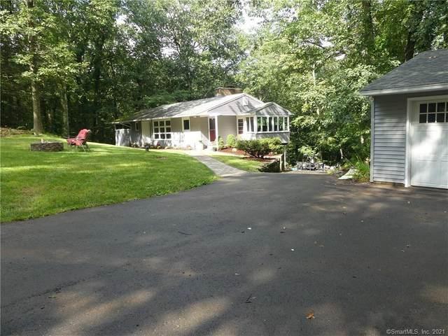 85 Hickory Drive, Glastonbury, CT 06073 (MLS #170435728) :: Kendall Group Real Estate | Keller Williams