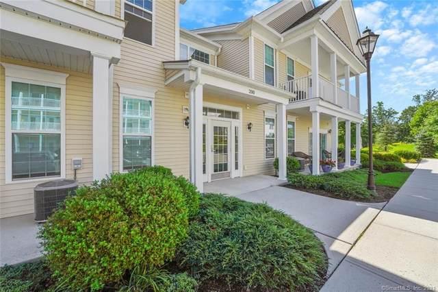 224 Center Meadow Lane #224, Danbury, CT 06810 (MLS #170435748) :: GEN Next Real Estate