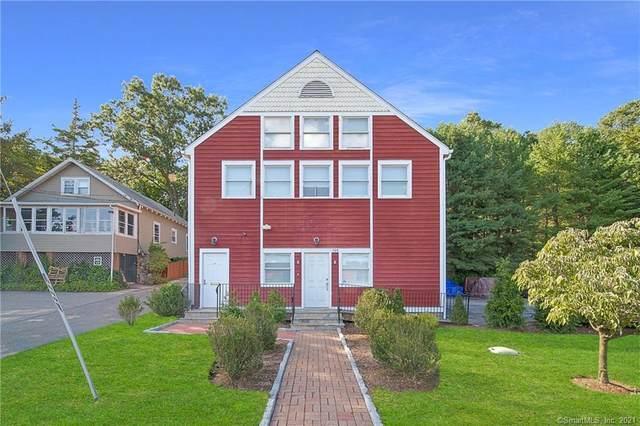 168 West Avenue, Darien, CT 06820 (MLS #170435764) :: GEN Next Real Estate