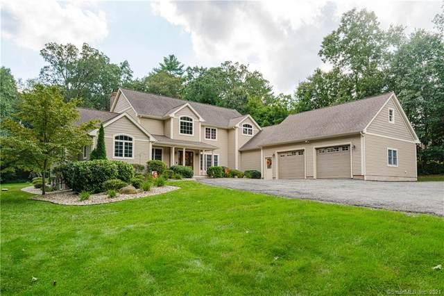 256 Sandy Beach Road, Ellington, CT 06029 (MLS #170435778) :: Michael & Associates Premium Properties | MAPP TEAM
