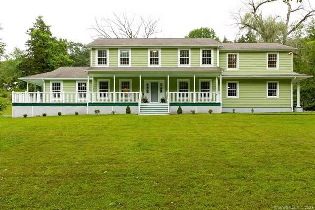 10 New Bridge Road, New Milford, CT 06776 (MLS #170435781) :: Around Town Real Estate Team