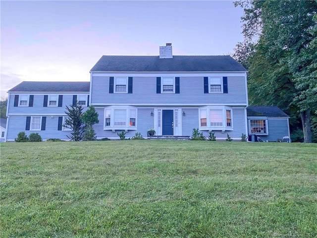 49 Patton Drive, Meriden, CT 06450 (MLS #170435783) :: Kendall Group Real Estate | Keller Williams