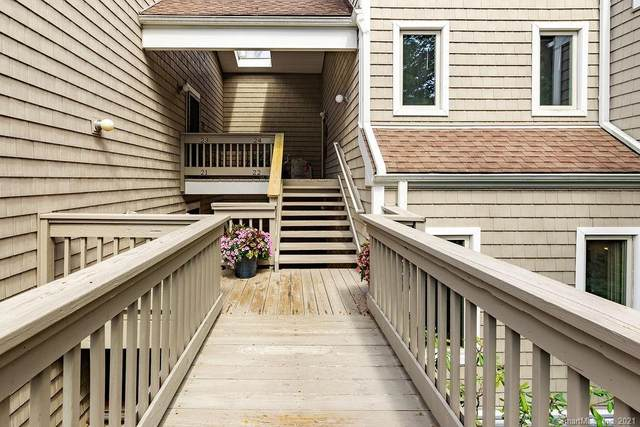 360 Fountain Street #22, New Haven, CT 06515 (MLS #170435787) :: Kendall Group Real Estate   Keller Williams