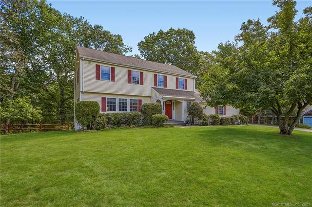 34 Chasmars Pond Road, Darien, CT 06820 (MLS #170435792) :: GEN Next Real Estate