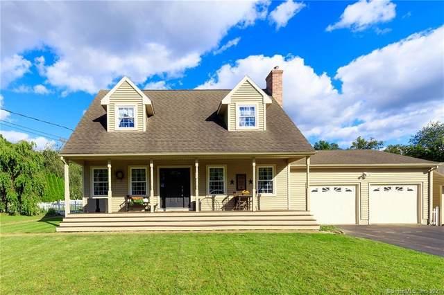 109 Laurel Drive, Killingly, CT 06241 (MLS #170435877) :: GEN Next Real Estate