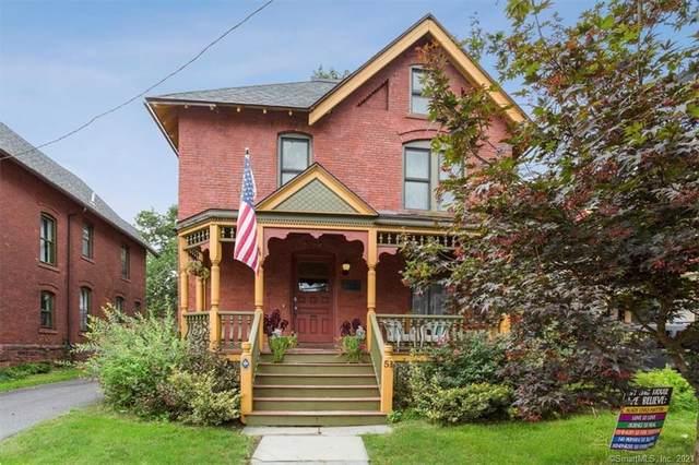 51 Ashley Street, Hartford, CT 06105 (MLS #170435880) :: Michael & Associates Premium Properties | MAPP TEAM