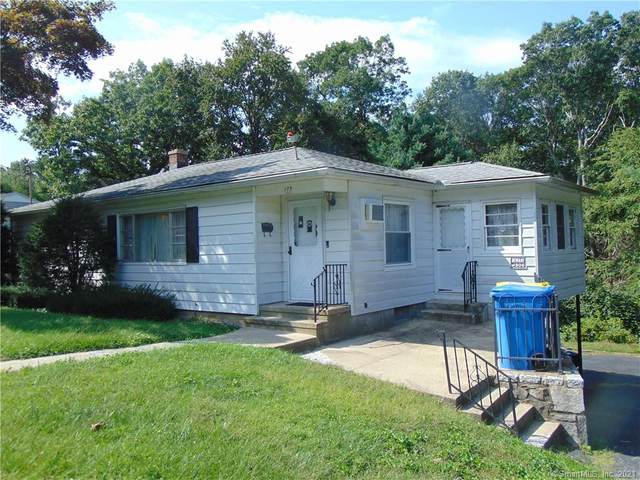 179 Parklawn Drive, Waterbury, CT 06708 (MLS #170435930) :: Linda Edelwich Company Agents on Main