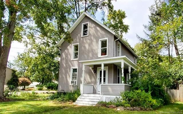 431 Main Street, Wallingford, CT 06492 (MLS #170435933) :: Michael & Associates Premium Properties | MAPP TEAM
