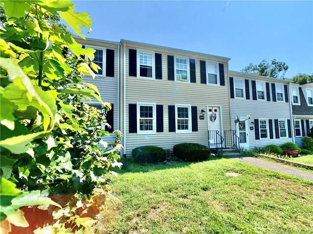 20 Lakeside Drive M, Ledyard, CT 06339 (MLS #170435948) :: Kendall Group Real Estate | Keller Williams