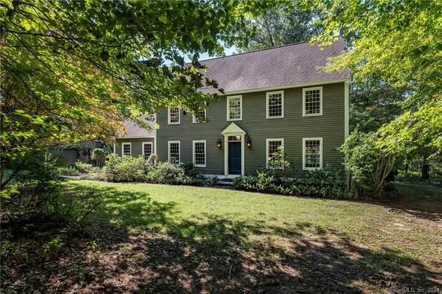 16 Pratt Lane, East Haddam, CT 06423 (MLS #170435976) :: Kendall Group Real Estate | Keller Williams