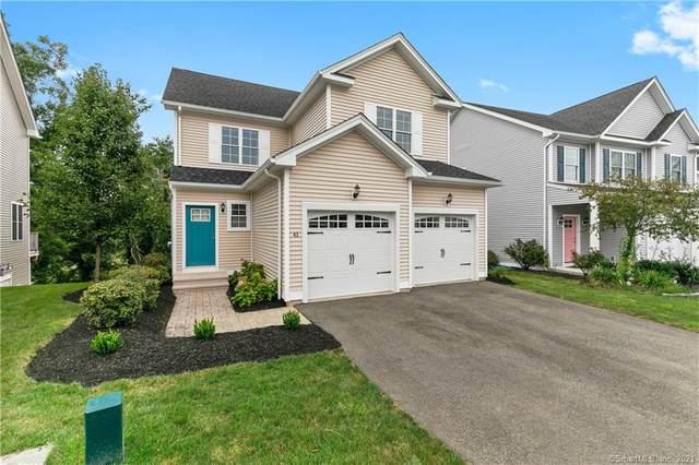 43 Lexington Gardens #43, North Haven, CT 06473 (MLS #170435989) :: Michael & Associates Premium Properties | MAPP TEAM